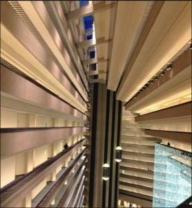 Ashley Jiang elevator