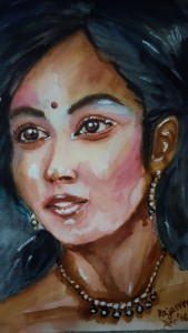 Raji Swaminathan, Indian Lady