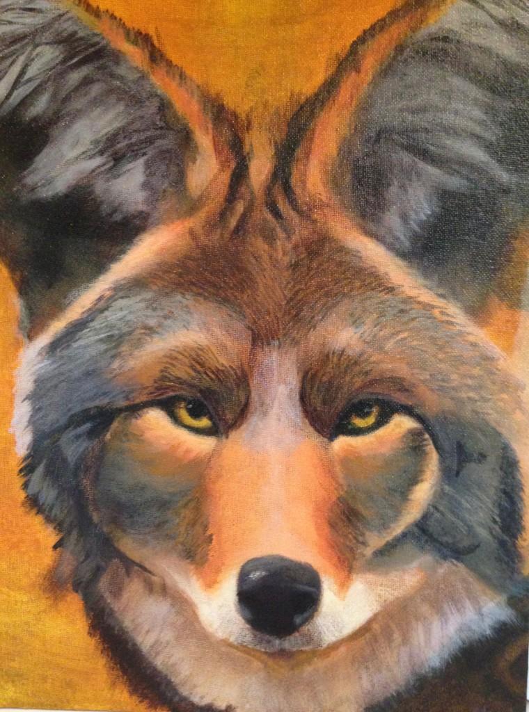 Fox - Saloni Shah