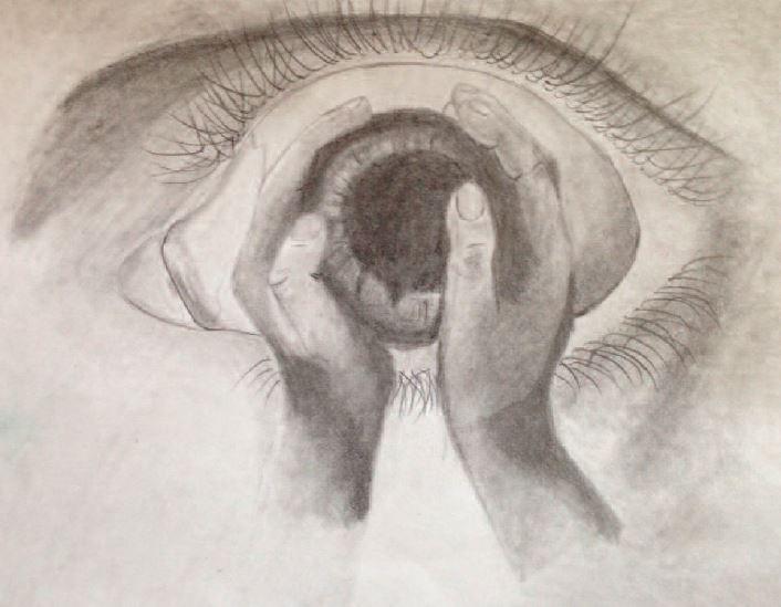 Saloni Shah eye
